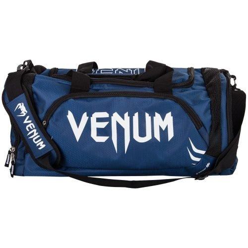 Venum Trainer Lite Sport Bag Navy Blue White