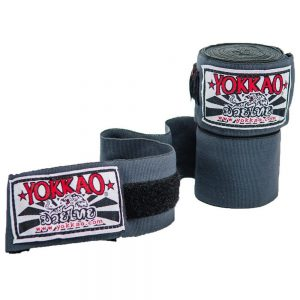 Yokkao Hand Wraps Grey 4M
