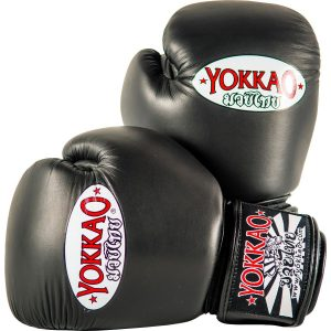 Yokkao Matrix Boxing Gloves Black
