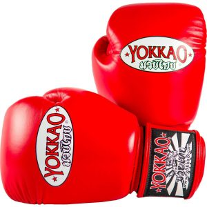 Yokkao Matrix Boxing Gloves Red