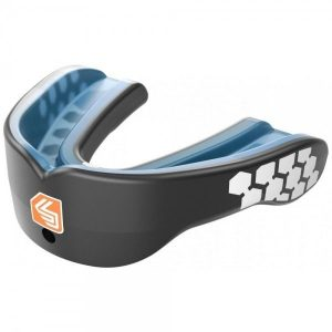 Shock Doctor Gel Max Power Mouth Guard Carbon Black