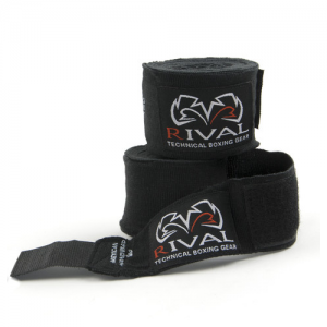 Rival Mexican Hand Wraps 4.5M Black