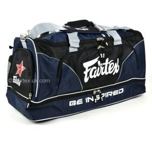 Fairtex Heavy Duty Gym Bag BAG2 Navy