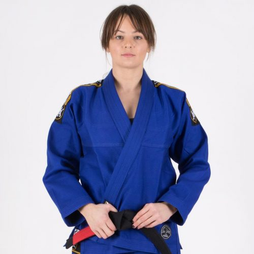 Tatami Ladies BJJ Gi Nova Absolute Blue