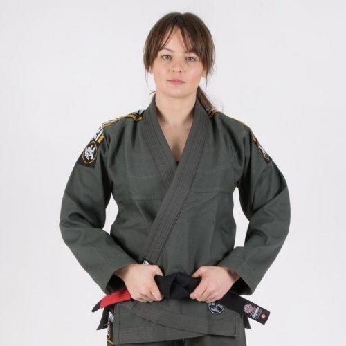 Tatami Ladies BJJ Gi Nova Absolute Khaki