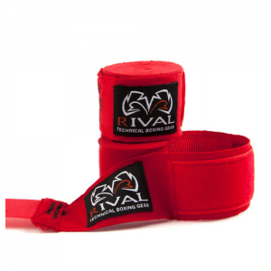 Rival Mexican Hand Wraps 4.5M Red