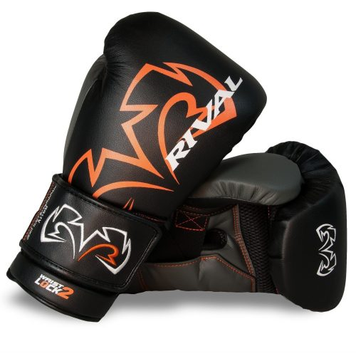 Rival RS11V Evolution Sparring Gloves Velcro Black