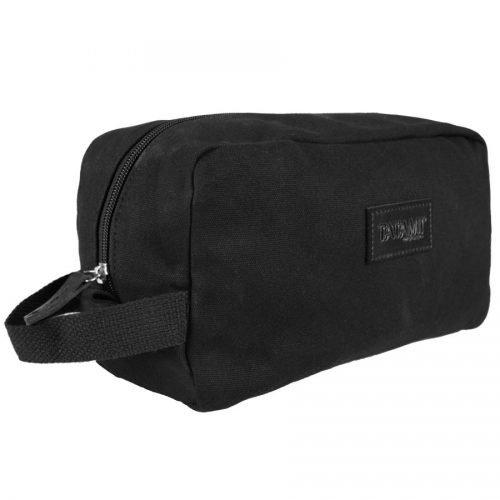 Tatami Black Wash Bag