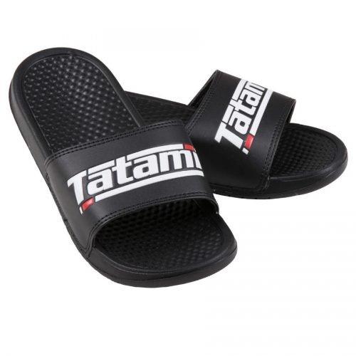 Tatami Sliders Black BJJ