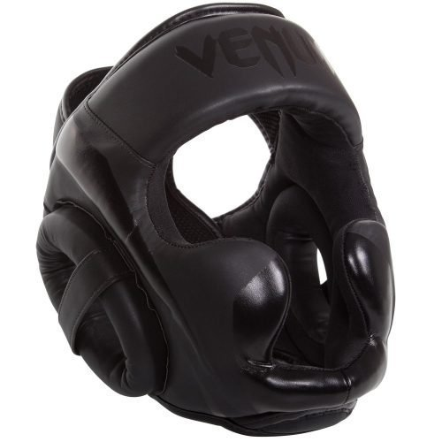 Venum Elite Head Guard Black