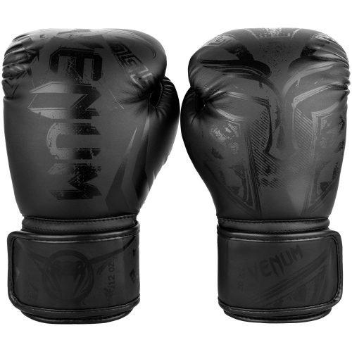 Venum Gladiator 3.0 Boxing Gloves Matte Black