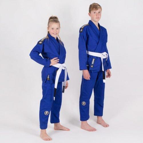 Tatami Kids Nova Absolute BJJ Gi Blue