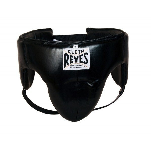 Cleto Reyes Foul Protector Black Leather