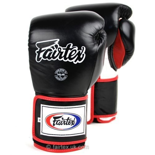 Fairtex Boxing Gloves Black BGV5