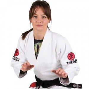 Tatami Ladies BJJ Gi Nova Minimo 2.0 White