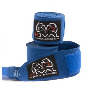 Rival Mexican Hand Wraps 4.5M Blue
