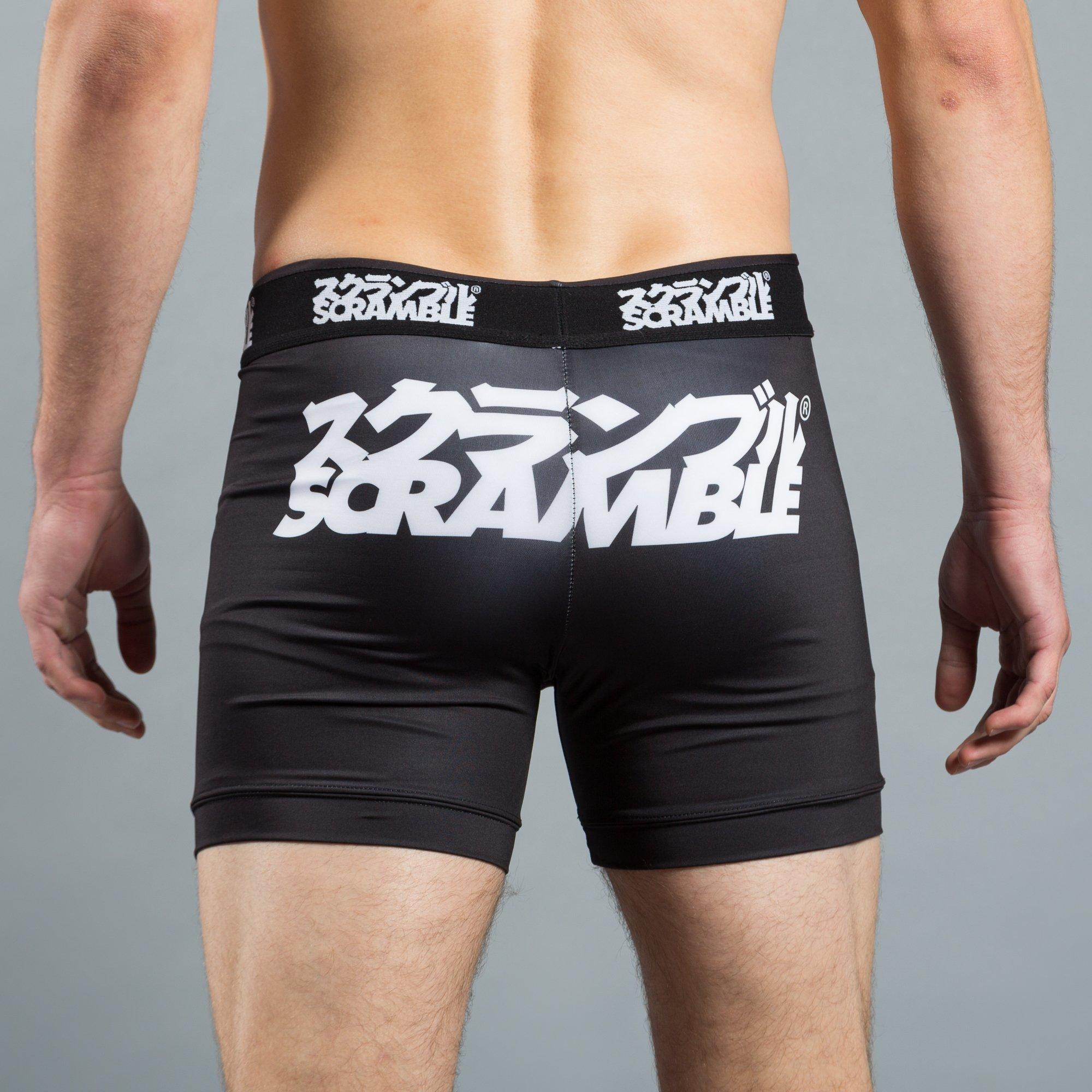 hot-selling professional best price hot-selling authentic Scramble Roundel Vale Tudo Shorts Black