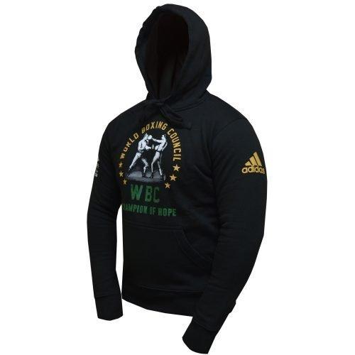 Adidas WBC Boxing Hoodie Black