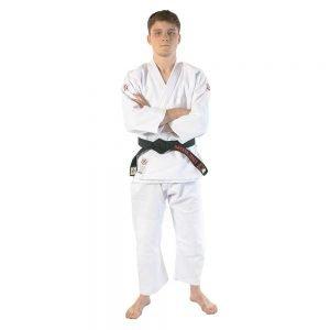Tatami Mens Kihon Judo Gi White