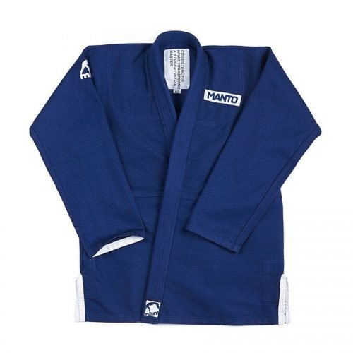 Manto Intro BJJ Gi Navy Blue