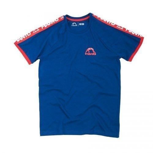Manto T-Shirt Stripe Navy Blue