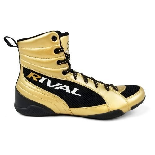 Rival RSX-Guerrero Deluxe Boxing Boots Gold