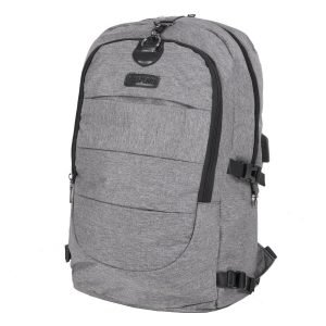 Tatami Grey Travel Backpack