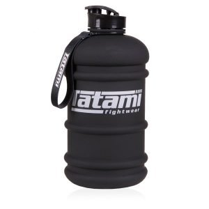 Tatami Water Bottle 2.2L Black