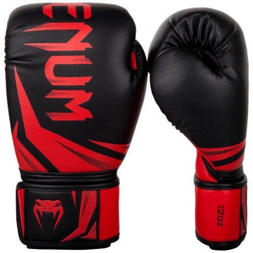 Venum Boxing Gloves Challenger 3.0 Black/Red