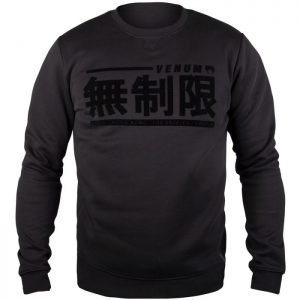 Venum Limitless Sweatshirt Black on Black