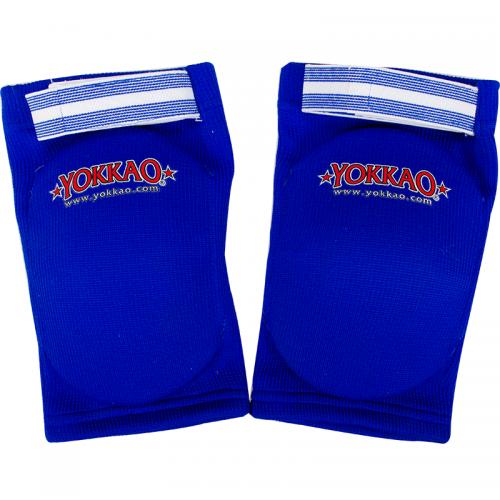 Yokkao Elbow Guard Blue Cotton