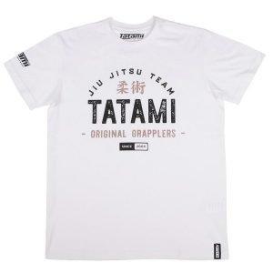 Tatami Original Grapplers T-Shirt White