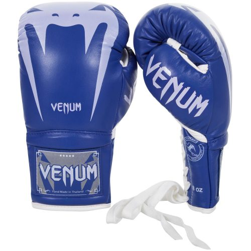 Venum Giant 3.0 Boxing Gloves Nappa Leather Blue White