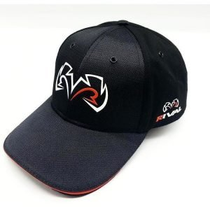Rival Corpo Cap Hat Black Orange