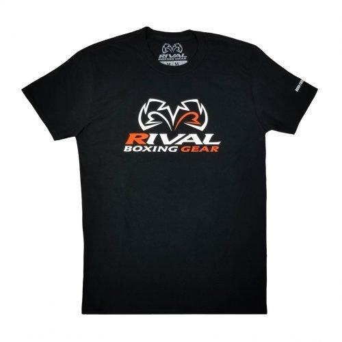 Rival Boxing T-Shirt Corpo Black