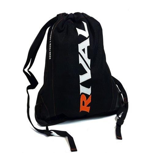 Rival Sling Bag Signature Black