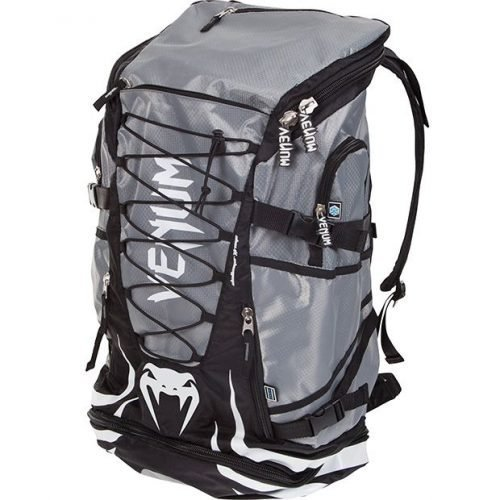 Venum Challenger Xtrem Backpack Grey Black