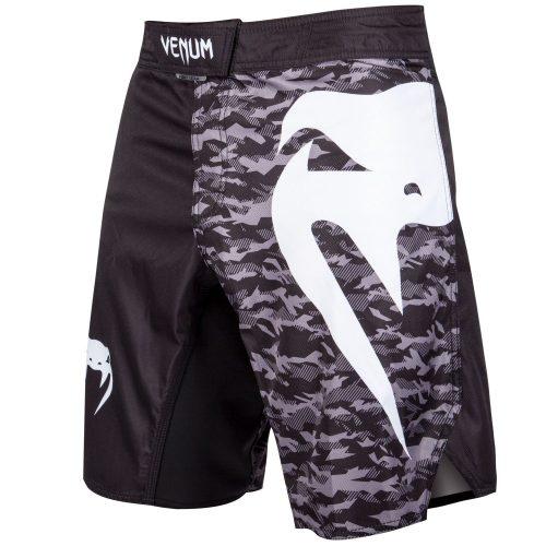 Venum Light 3.0 Fight Shorts Black Urban Camo