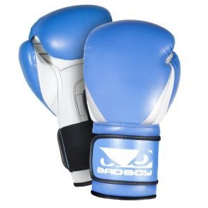 Bad Boy Training Series 2.0 Sky Blue Boxing Gloves