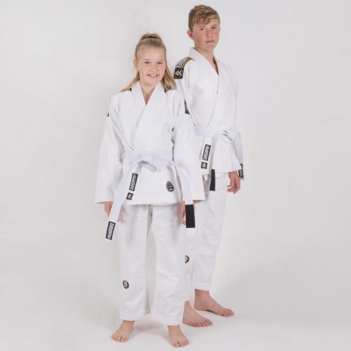 Tatami Kids Nova Absolute BJJ Gi White