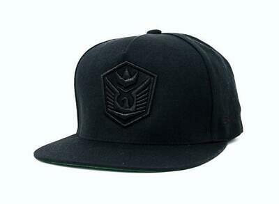Kingz Balistico Snapback Black Black