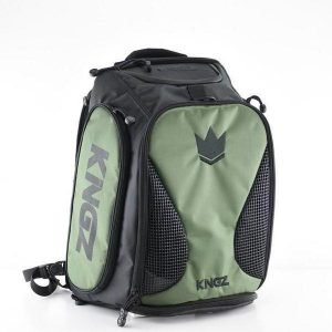 Kingz Convertible Training Bag Green 2.0
