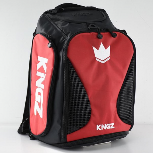 Kingz Convertible Training Bag 2.0 Red