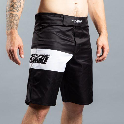 Scramble Rival Shorts Black