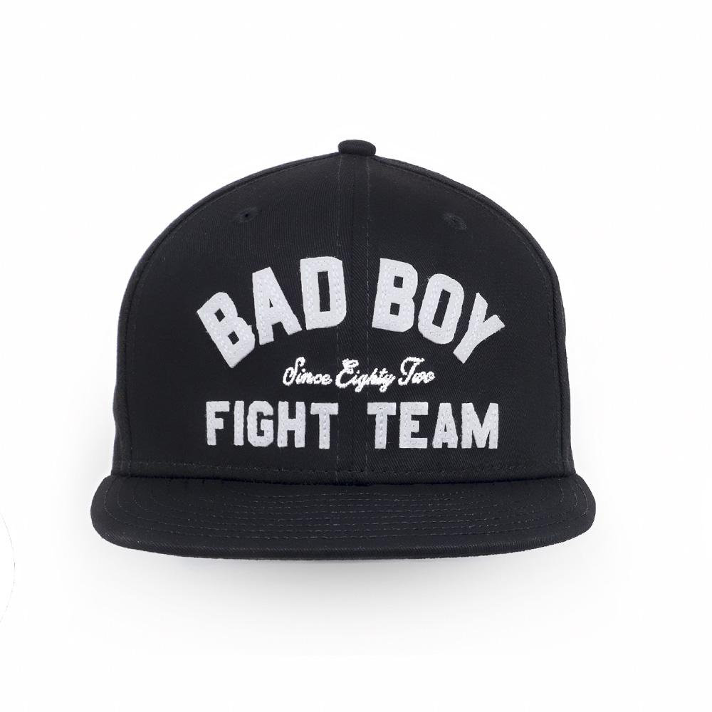 Shop. Home » Products » Bad Boy Fight Team Snapback Black Hat 8ae8c88dd34d