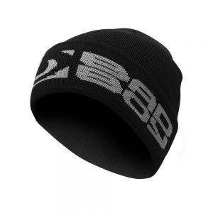 Bad Boy Classic Logo Beanie Hat Black