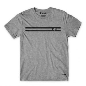 Kingz Sport T-Shirt Grey