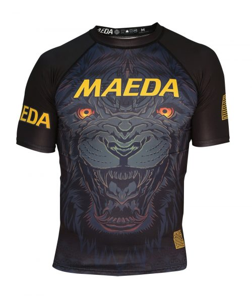 Maeda Raion Short Sleeve Rash Guard