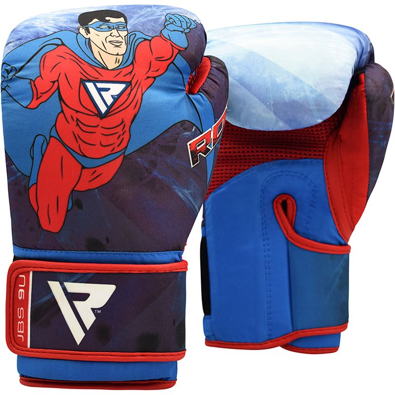 12574fc832 RDX 9U Motif Kids Boxing Gloves