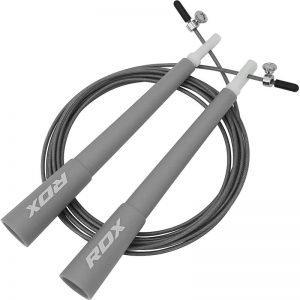 RDX C8 Skipping Rope Grey